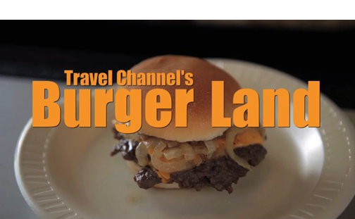"Pete's Hamburger Stand Featured on Premier Episode of George Motz's New TV Show ""Burger Land"""